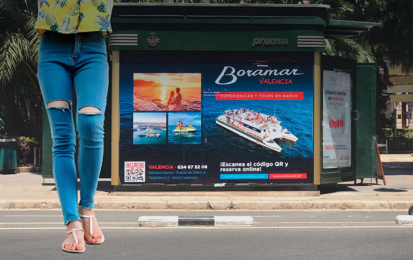 La publicidad exterior vuelve a ser la estrella del verano